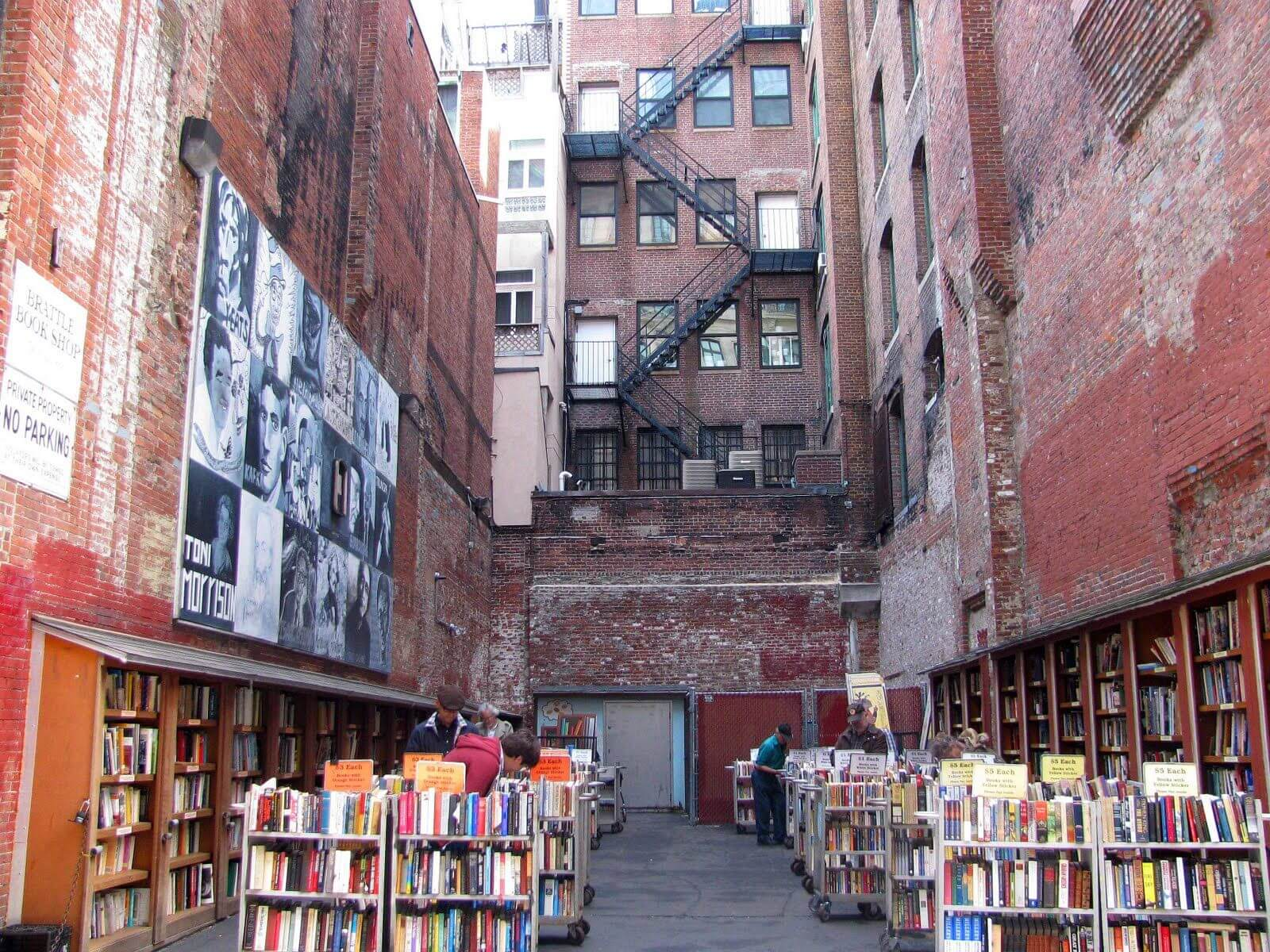 The United States of America Is a Top Destination for Book Lovers
